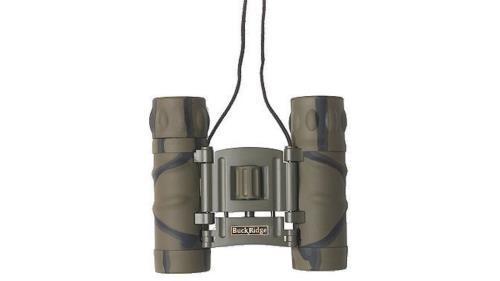 Optronics Buckridge Camo Binoculars 10x25mm Compact Camo Rubber Md: BB1025Cr
