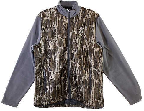Browning Approach vs Full Zip Jacket Mossy Oak Original Bottomlands, Medium