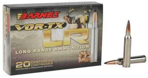 Barnes 6mm Creedmoor VOR-TX LR, 95 grains, LRX-BT, Per 20