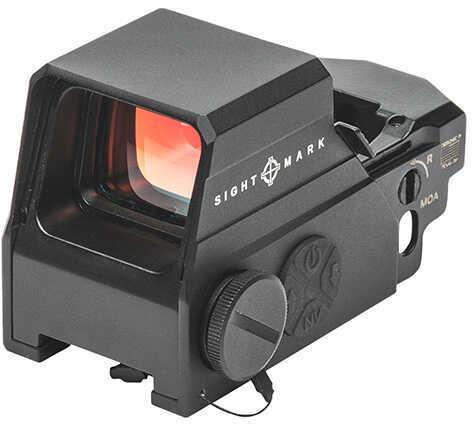 Sightmark Ultra Shot M-Spec FMS Reflex Sight 1x24mm Red Dot Illuminated 65 MOA Circle Dot Reticle