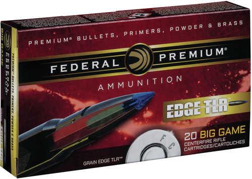 Federal Premium Edge TLR 270 Winchester 140 Gr Terminal Long Range (TLR) 20 Per Box