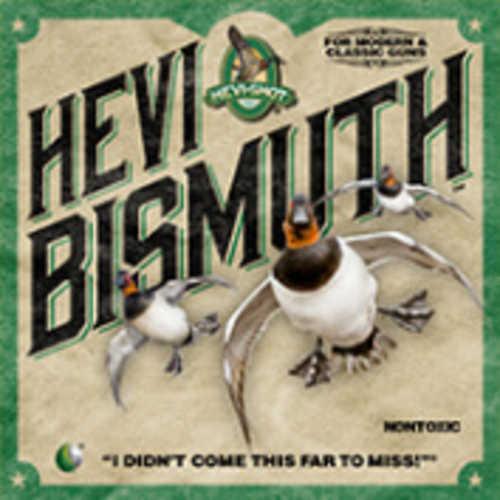 "Hevishot Hevi-Bismuth Waterfowl 10 Gauge 3-1/2"" 1 3/4 oz.. 2 Shot 25 Box"