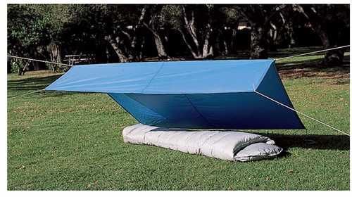 Liberty Mountain Nylon Tarp Blue 10 ft.X12 ft. 123020
