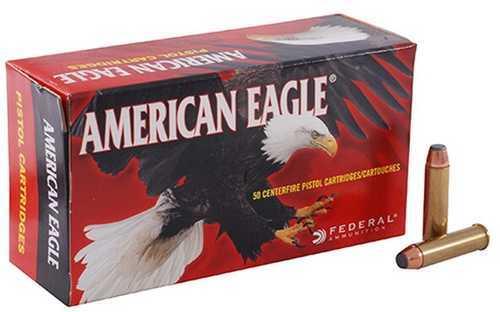 Federal Cartridge 327 Federal Magnum American Eagle, 85 Grains, Jacketed Soft Point, Per 50 Md: AE327A