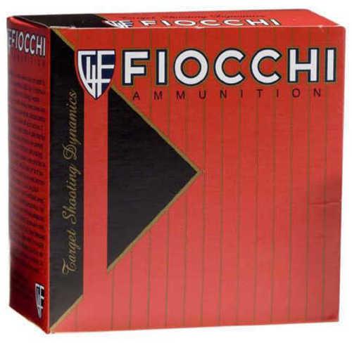 "Fiocchi 12Sd78H8 Shooting Dynamics Semi-Auto Friendly 12 Gauge 2.75"" 7/8 Oz 8 Shot 25 Bx/ 10 Cs"