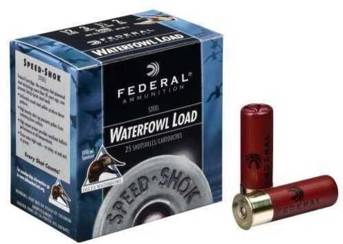 "Federal WF1072 Speed-Shok 10 Gauge 3.5"" 1 1/2 Oz 2 Shot 25 Box"