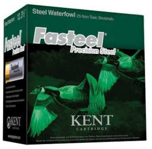 "Kent Cartridge Fasteel Shotshells 20 Gauge 2.75"" 7/8 Oz 7 Shot 25 Rounds"