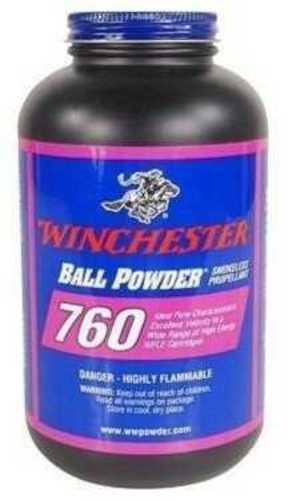 Winchester Powder 760 Smokeless 1 Lb