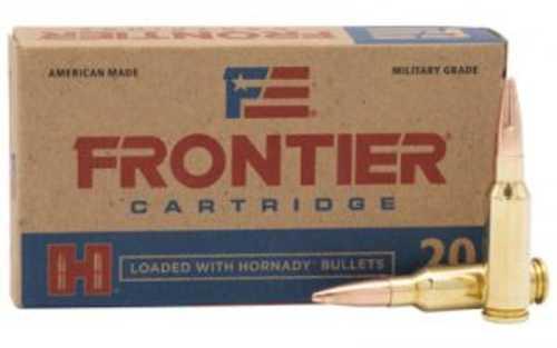FRONTIER 6.5GRENDAL 123GR FMJ 20/BX