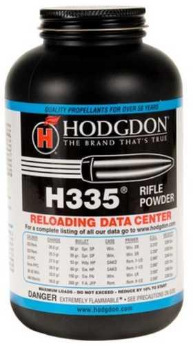 Hodgdon H335 Smokeless Powder 1 Lb