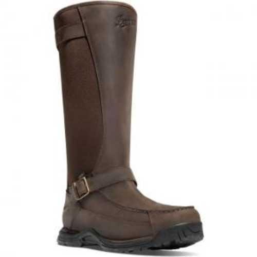"Danner Sharptail Snake Boot 17"" Brown, Size 12"
