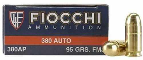 380 ACP 95 Grain FMj (Per 50) Md: 380AP