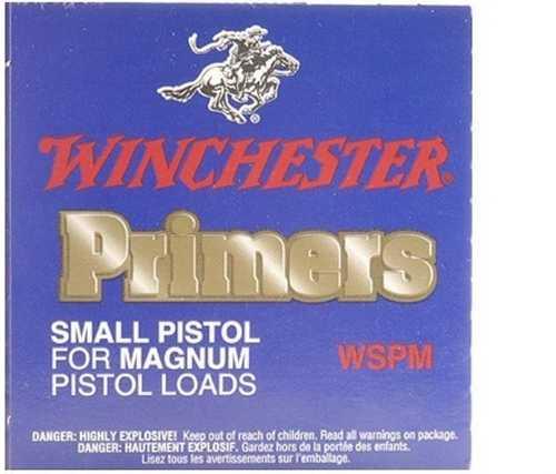 Winchester Primers Small Pistol Magnum #1 1/2M WSPM Per 1000