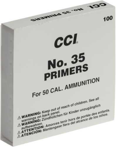 CCI #35 Primers For 50 BMG Per 500