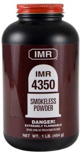 IMR Powder 4350 Smokeless 1 Lb