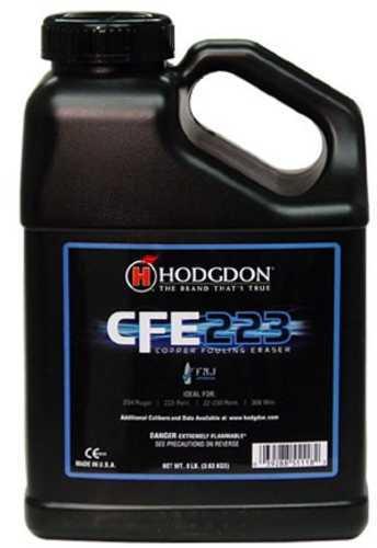 Hodgdon Powder CFE223 Smokeless 8 Lbs