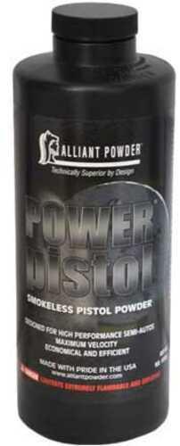 Alliant Powder Alliant Power Pistol Smokeless Powder 1 Lb