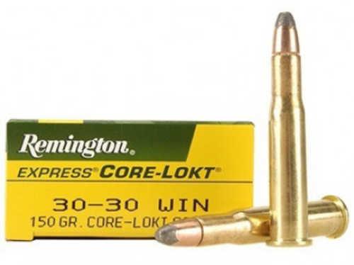 Remington Core-Lokt 30-30 Winchester 150 Grain SP 20/Bx
