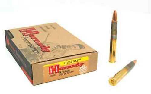 Hornady 9.3X74R 286 Grain SP-Rn 20 Rds Ammunition 82304