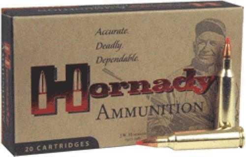 22-250 Remington Ammunition By Hornady 50 Grain V-Max Per 20 Md: 8336