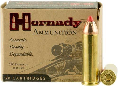 Hornady 500 S&W 300 Grain SST Ammunition 20 Rounds Per Box Md: 9249
