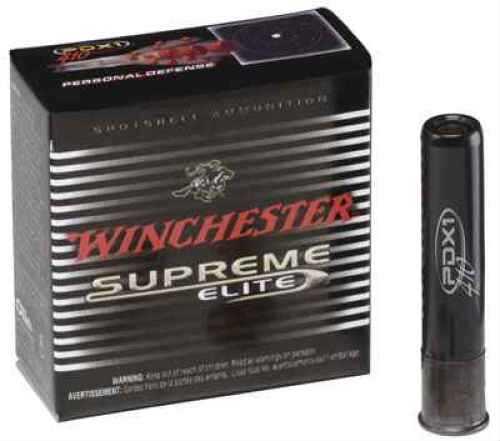 """Winchester Ammo S410PDX1 PDX1 Defender 410 Gauge 2.5"""" 3DD/12BB Shot 10 Box"""