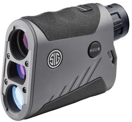Sig Sauer Electro-Optics SOK10602 Kilo1000 BDX 5X 20mm 1200 yds 39.5 ft @ 100 yds FOV Black/Gray