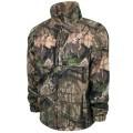 Mossy Oak Zip Fleece Sweatshirt Bu
