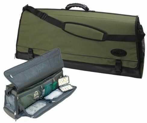 SKB Small Fly Fishing Bag Green/Tan