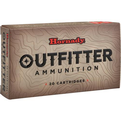 Hornady Outfitter .270 Winchester 130 Grain GMX 20 Box