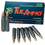 Tula 223 Remington Hollow-Point 55 Grain Ammunition 20 Per Box