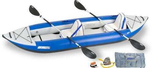 Sea EagleSea Eagle Explorer Inflatable Kayak 380XK Deluxe
