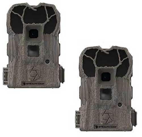 Stealth Cam STC-Tx14-2Pk 14MP 18IR 2 Trail Camera Kit