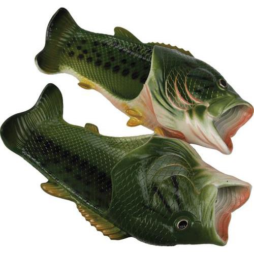 Rivers Edge Bass Fish SANDALS Adult Medium Size 10/10.5