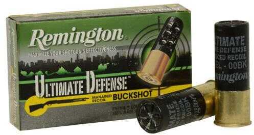 Rem Home Defense 12Ga 2.75 00Bk 5/20