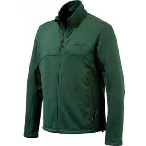 Beretta MEN'S Static Fleece Jacket X-Large Green