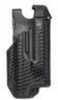 Blackhawk! Epoch Level 3 Light Bearing Duty Holster, Glock 17/22/31, Black  Md: 44E000BK-L