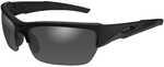 Wiley WX Valor Sunglasses, Matte Black Frame, Polarized Smoke Gray Lens    Features:    - Shatterproof Selenite™ Polycarbonate lenses that meet the MIL-PRF-32432(GL) ballistic standards: ANSI Z87.1-20...