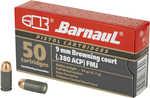Model: Barnaul Caliber: 380 ACP Grains: 94Gr Type: Full Metal Jacket Units Per Box: 50 Manufacturer: Barnaul Ammunition Model: Barnaul Mfg Number: BRN380AUTOFMJ94