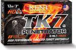 "Kent Cartridge Turkey Tungsten TK7 Penetrator 12 Gauge 3"" 1 5/8 Oz 7 Shot 5 Box"