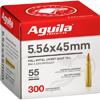 Manufacturer: AguilaMfg No: 1E556125Size / Style: AMMUNITION