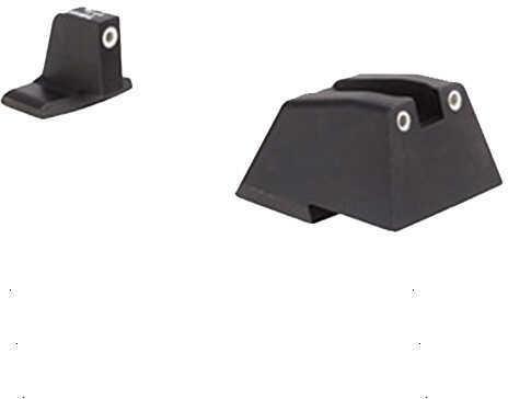 Trijicon H&K HD Night Sight Set 45C, .45C Tactical, P30, P30L, P30SK, VP9. Md: HK210-C-600949