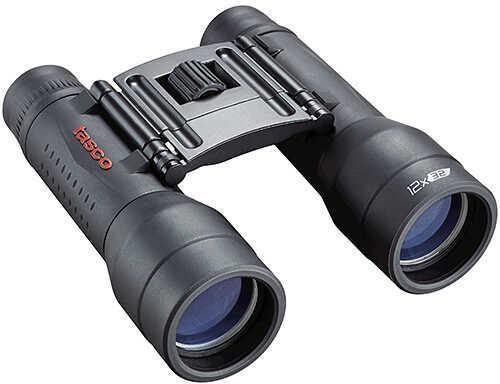 Tasco Essentials Binoculars 12X32mm, Roof Prism, MC, Black, Boxed Md: ES12X32