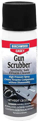 Birchwood Casey Gun Scrubber Firearm Cleaner, 1.25 Ounce Aerosol Md: 33327