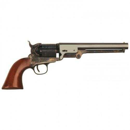 "Cimarron 1851 Navy London 36 caliber with 7.5"" Barrel Percussion Revolver"