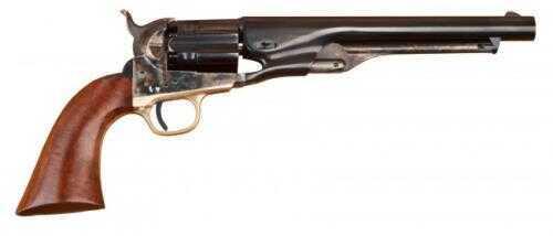 "Cimarron Colt 1860 Army Fluted Cylinder .44 Caliber Percussion Revolver 8"" Barrel Charcoal Blue"