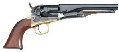 "Cimarron 1862 Police Pocket Model .36 Cal. 6 1/2"" Barrel Case Hardened Brass Trigger Guard Precussion Revolver"