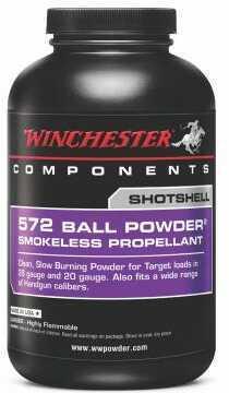 Winchester Shotshell 572 Ball Powder Smokeless Propellant 1LB