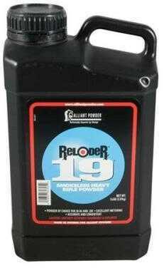 Alliant Reloder 19 powder 5 Lbs