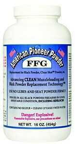 American Pioneer Powder 2F